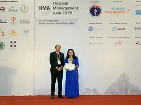Bà Nguyễn Thục Anh: CEO Bệnh viện xuất sắc của năm