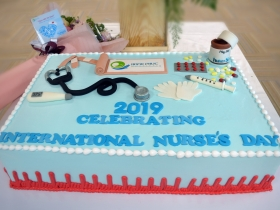 Chúc mừng Ngày Điều dưỡng Thế giới 12/05/2019