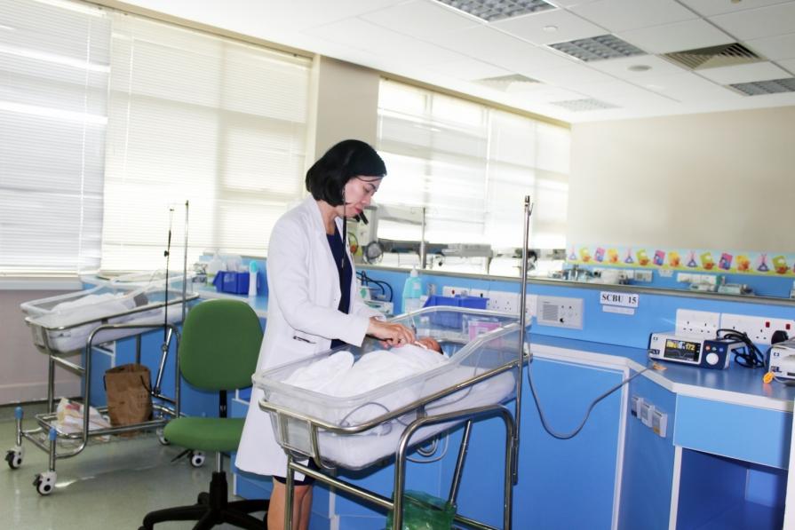 Chăm sóc nhi sơ sinh - Bệnh viện Quốc tế Hạnh Phúc
