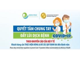 Thông báo – Các quy định bảo đảm an toàn trong phòng chống dịch Covid-19