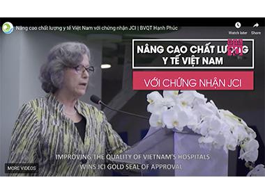 Nâng Cao Chất Lượng Y Tế Việt Nam Với Chứng Nhận JCI