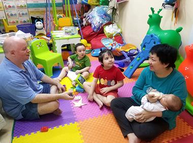Những người nước ngoài tái sinh ở Việt Nam