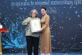 Viet Nam News  Society Obstetrics and pediatrics hospital receives JCI accreditation