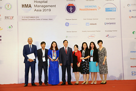 Hanh Phuc International Hospital win two asian hospital management awards