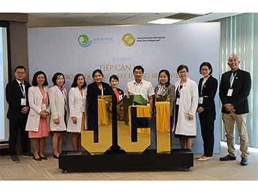 """Hội thảo: """"Tiếp cận JCI trong quản lý chất lượng bệnh viện"""""""