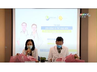 Bệnh viện Quốc tế Hạnh Phúc cứu sống 3 trẻ sinh non và sản phụ mang tam thai