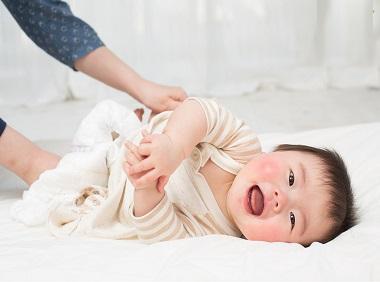 [Bé yêu] Tình trạng dị ứng sữa ở trẻ sơ sinh