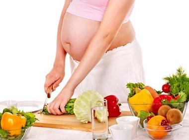 [Bé yêu] Dinh dưỡng khoa học và lành mạnh trong 3 tháng thai kỳ
