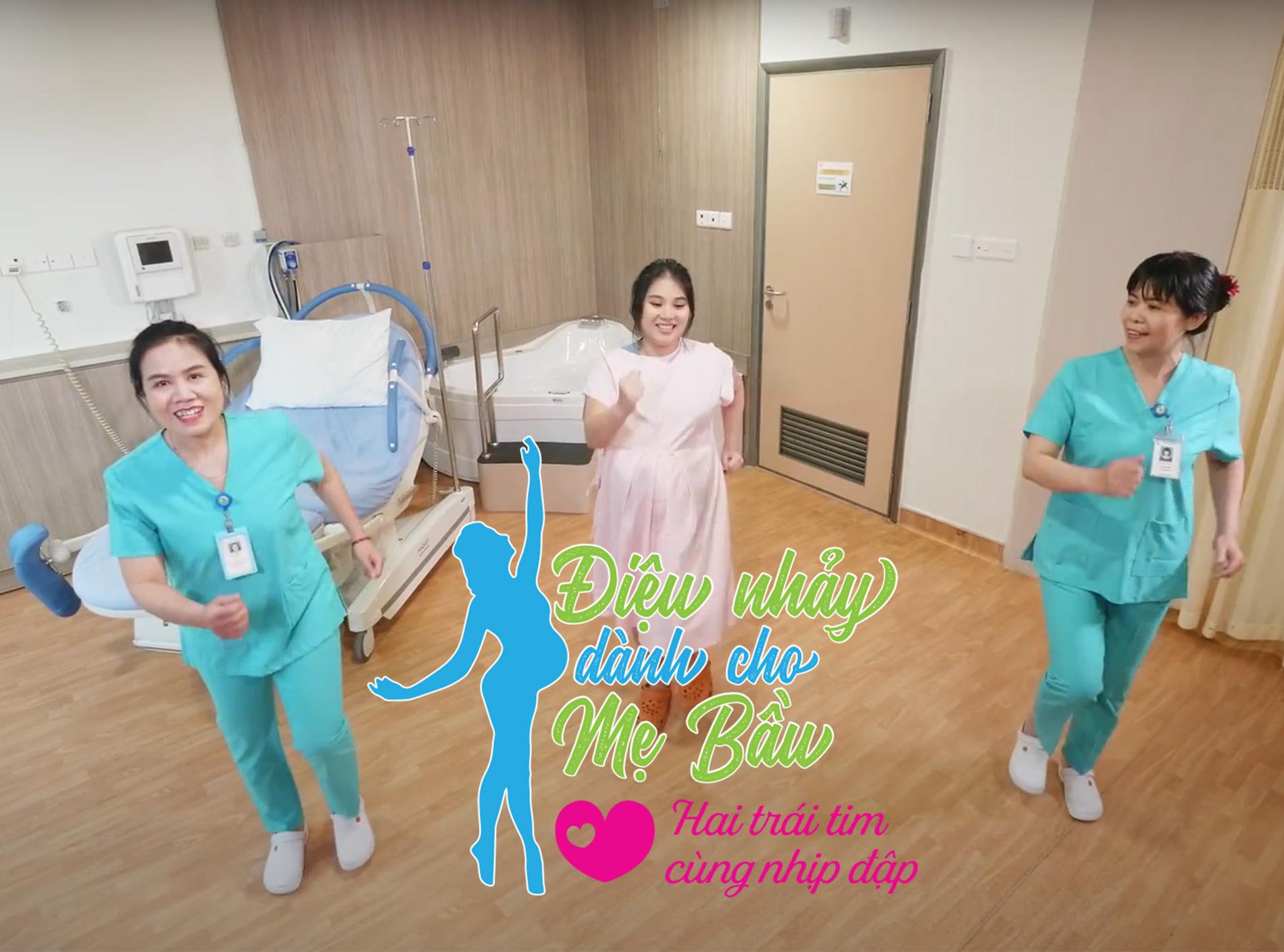 Labor Dance – Điệu nhảy dành cho mẹ bầu