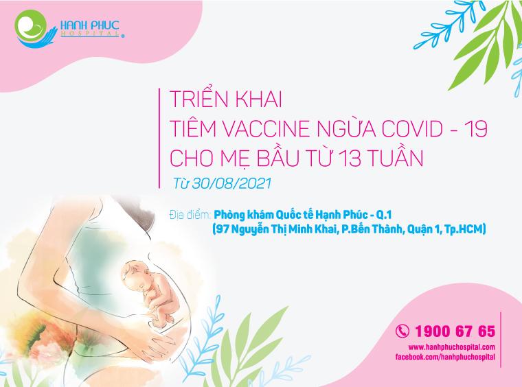 Chương trình tiêm ngừa Covid–19 tại Phòng khám Belco – Q.1 Tp.HCM